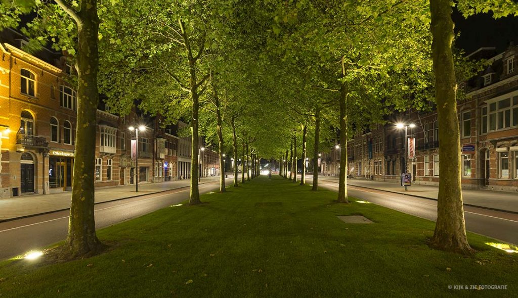 Den Bosch Nachtfotografie stad